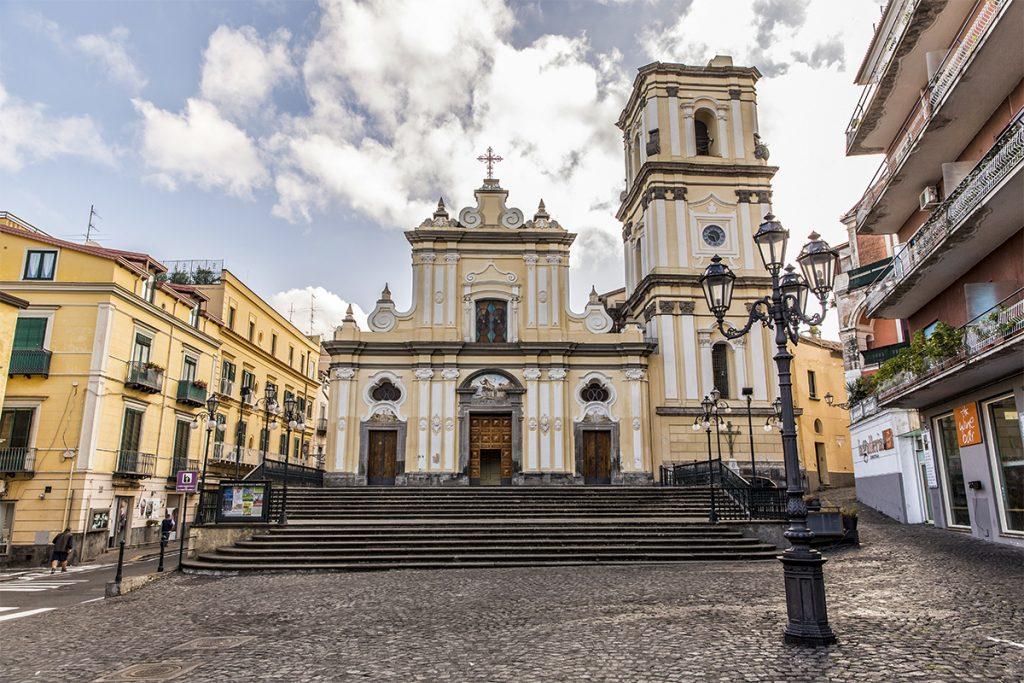 Chiesa dei Santi Prisco e Agnello - About Sorrento