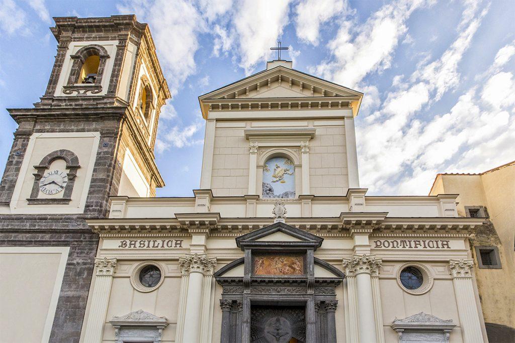 Piano di Sorrento Basilica S. Michele - About Sorrento