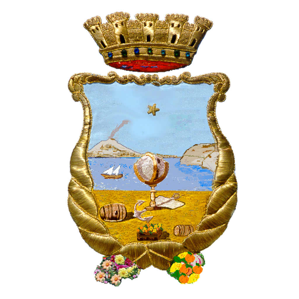 stemma comune di Piano di Sorrento