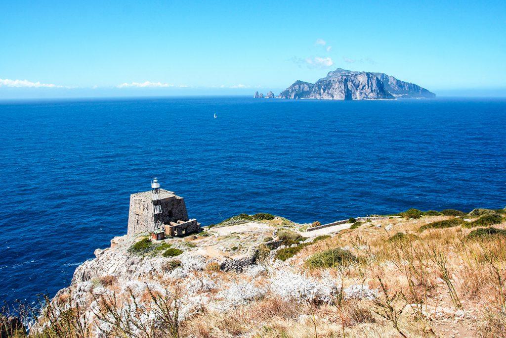 Punta Campanella - Massa Lubrense