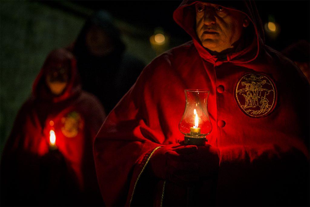 Piano di Sorrento - Processione Rossa del Giovedì Santo