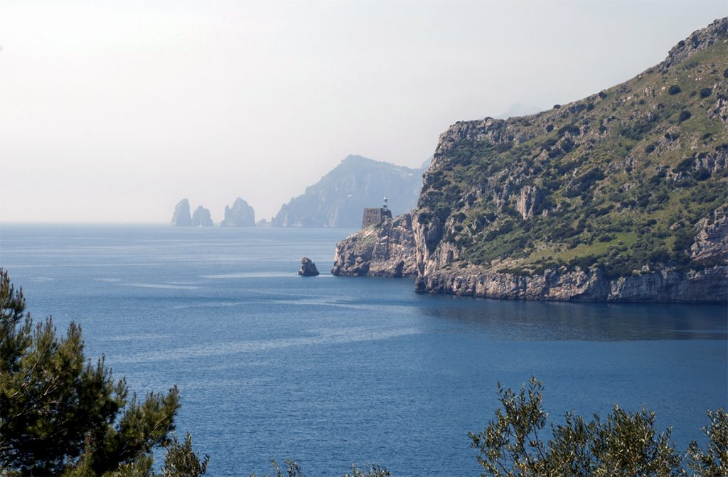 Punta Campanella a Massa Lubrense - About Sorrento