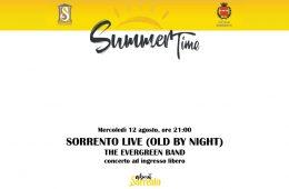 12-agosto-Concerto-The-Evergreen-Band-a-Sorrento-Live