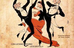 Le stelle del café chantant a Villa Fondi con Luciano Capurro