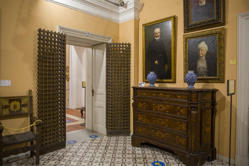 Museo Correale - Sala dei Fondatori