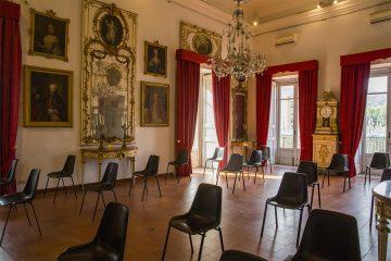 Museo Correale - sala degli specchi