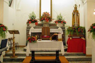 San Biagio Sorrento Casarlano