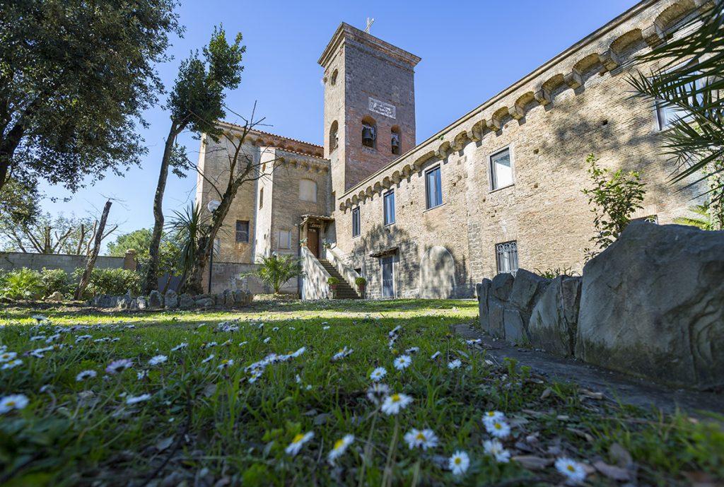 Monastero Benedettino Sant'Agata Massa Lubrense About Sorrento