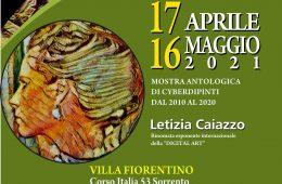 Digito, Ergo sum, mostra di Letizia Caiazzo a Sorrento