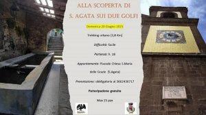 Eventi estate 2021 Massa Lubrense - Alla scoperta di Sant'Agata sui due golfi