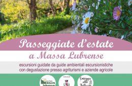 eventi estate 2021 Passeggiate d'estate a Massa Lubrense guide gratutite