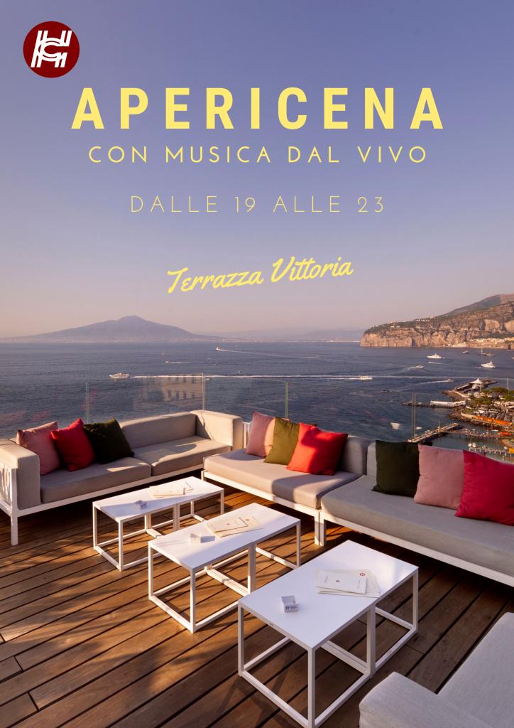 Aperitivo-lacali-club-Estate-2021-Sorrento-Terrazza-Vittoria-Hotel-Continental