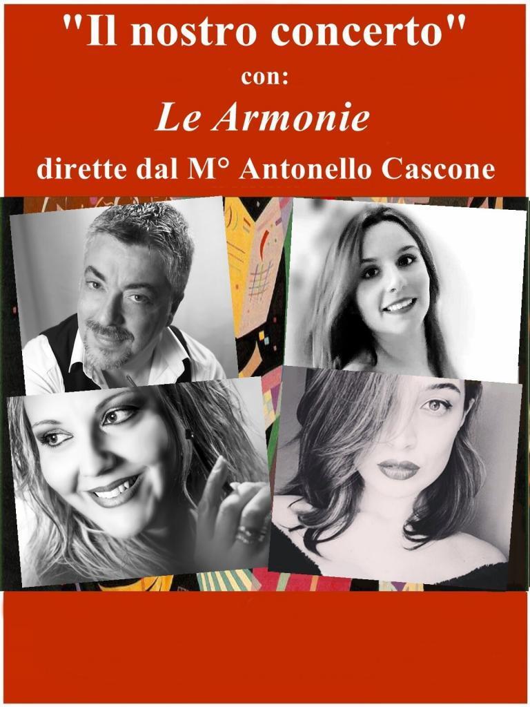 Eventi 17 luglio sorrento - Maestro Antonello Cascone in Il nostro Concerto Villa Fiorentino