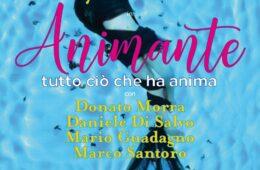 Eventi estate 2021 Sorrento spettacolo teatrale Animante con Marco Palmieri e Thayla Orefice