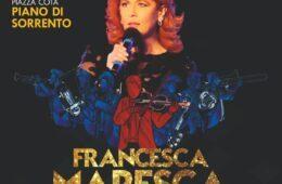 eventi piano di Sorrento Francesca Maresca concerto Piazza cota agosto 2021