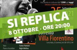 Eventi 8 ottobre concerto Fulvio Palmieri