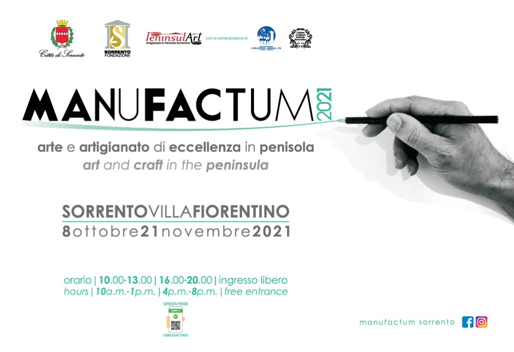 Eventi-SOrrento-ottobre-novembre-2021-Manufactum-mostra-artigianato-locale