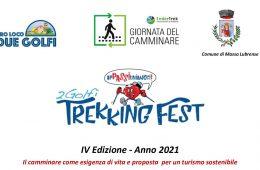 Eventi ottobre 2021 Massa Lubrense Trekking Fest