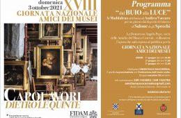 Eventi ottobre 2021 Sorrento Giornata nazionale della Fidam Amiche del Museo Correale