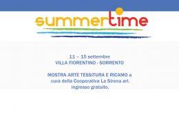 Eventi-settembre-2021-Sorrento,-Mostra-Arte-tessitura-e-Ricamo-di-Carmela-Scala