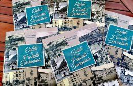 Eventi settembre 2021 Sorrento presentazione libro Saluti dalla Penisola Sorrentina