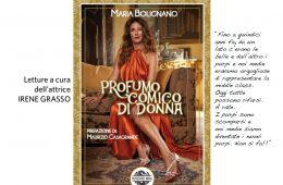 Eventi sorrento 2021 letture in villa Maria Bolignano libro Profumo Comico di Donna