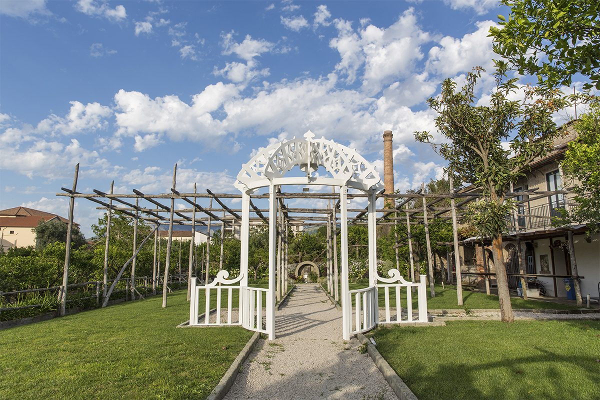Casa Colonica Villa Fiorentino - About Sorrento