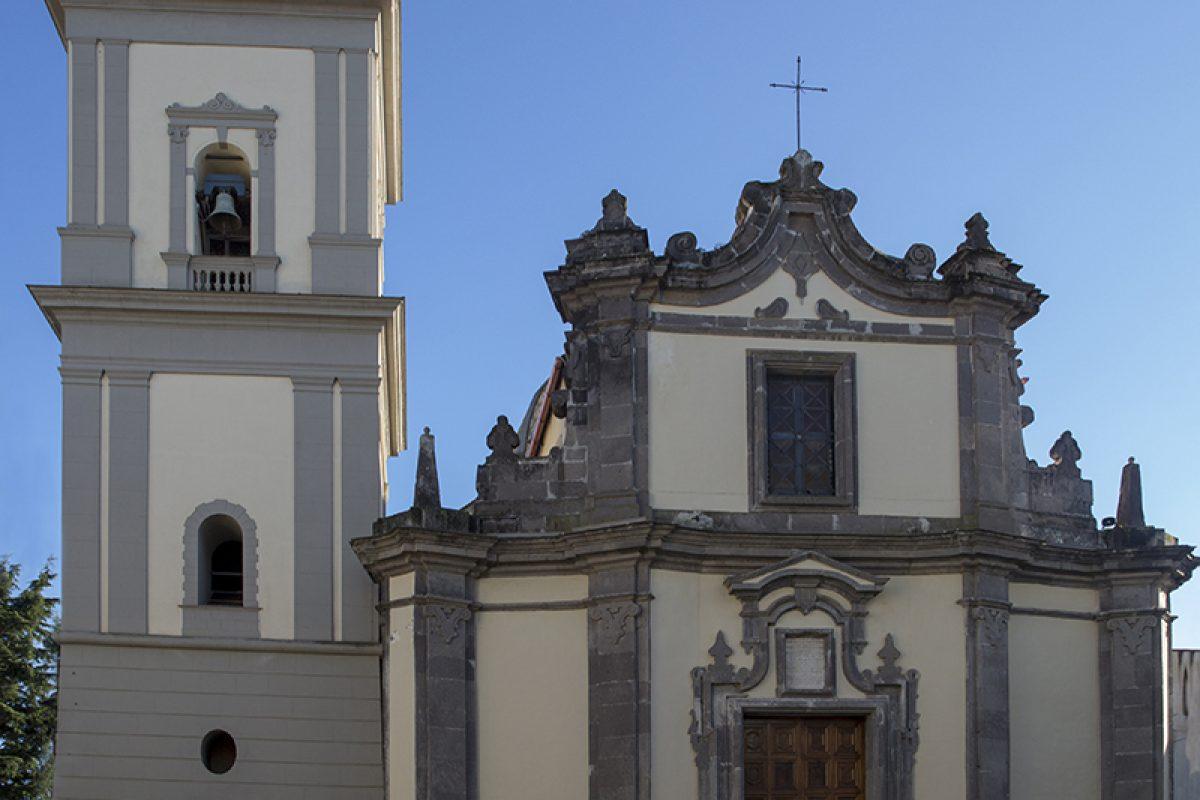 Chiesa San Ciro e San Giovanni - Vico Equense