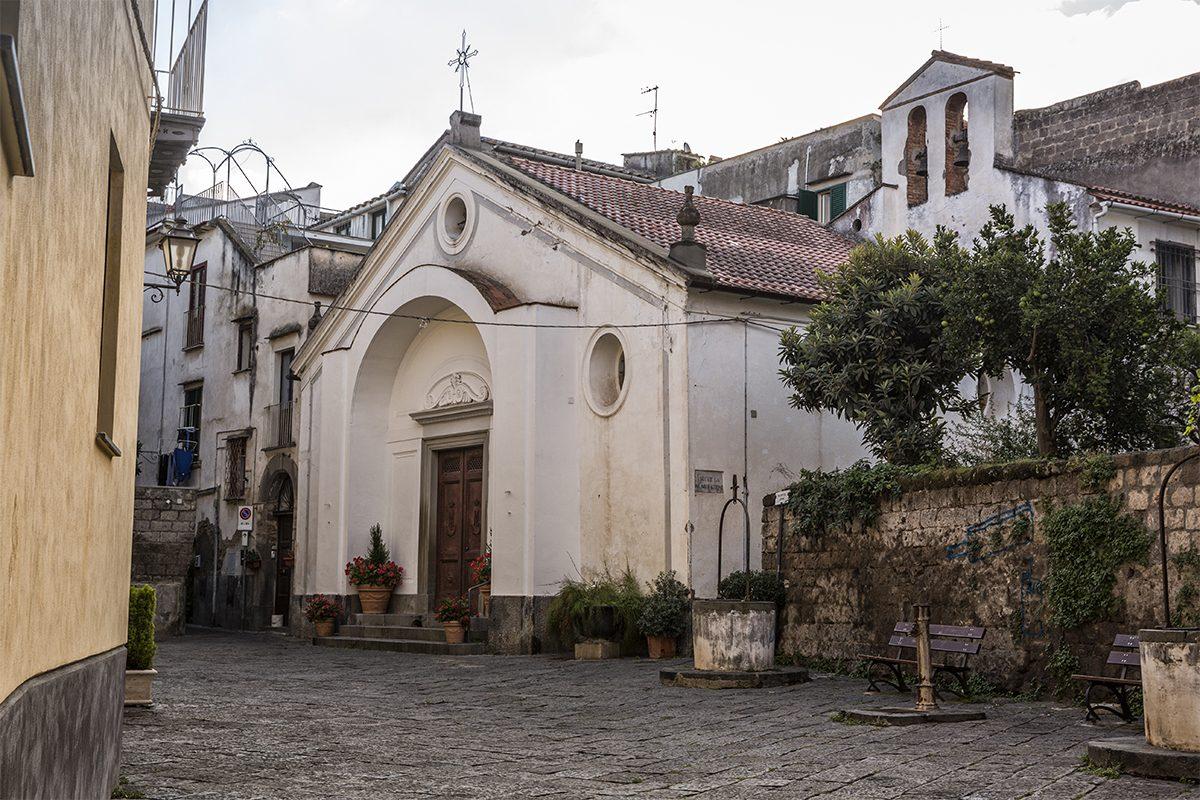 Church of SS Annunziata - Rione Angri
