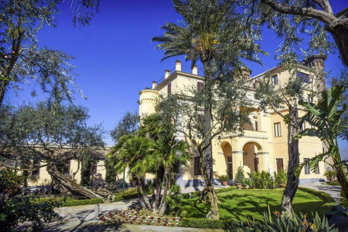 Giardino Villa Crawford