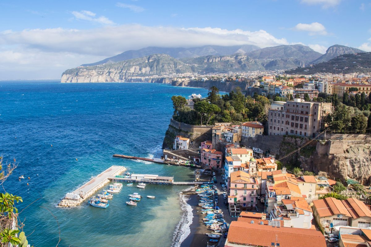 about sorrento